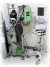 笑気ガス吸入麻酔器